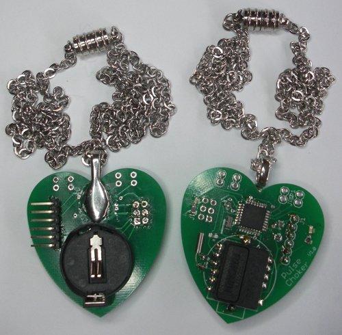 Heart Spark Pendant