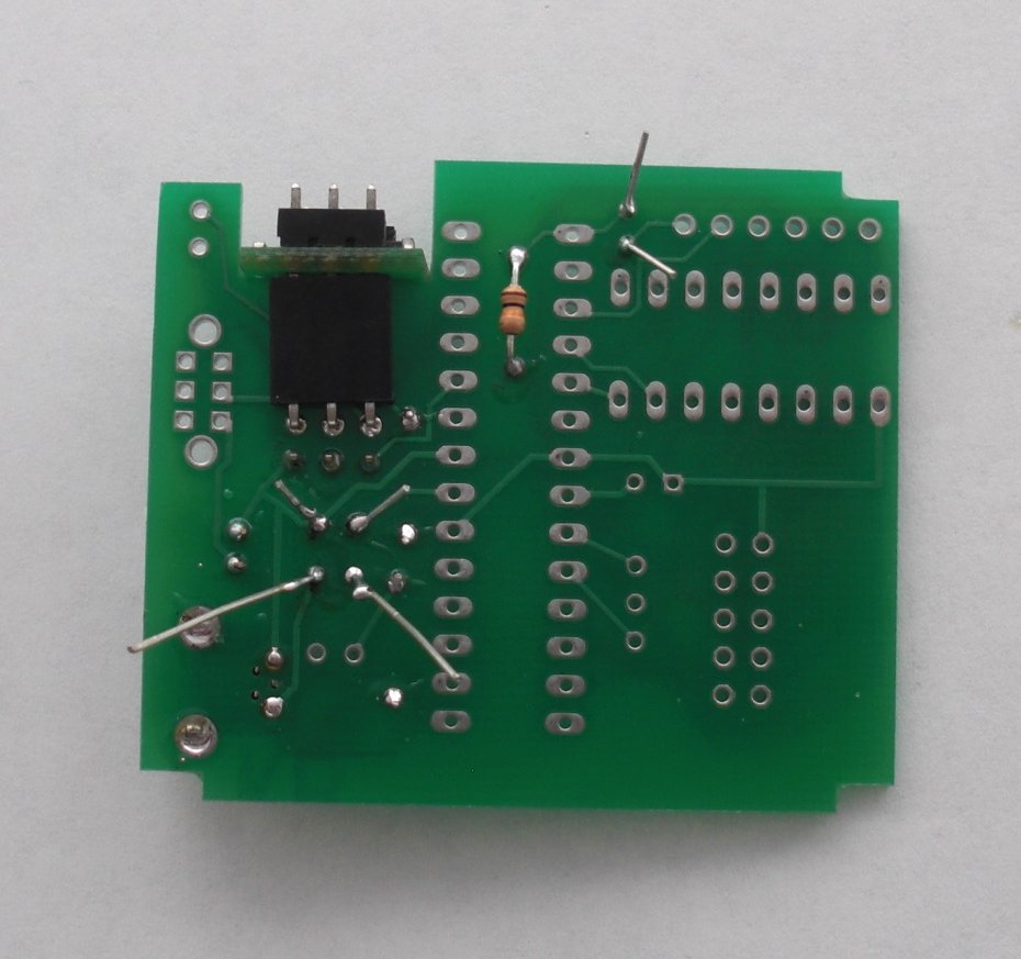 Sensebridge Making The Invisible Visible Step 1 Bending Tutorials Archives Circuit Bent Once They Are All In Bend Their Leads As With Resistors To Hold Them Place Then Solder And Clip